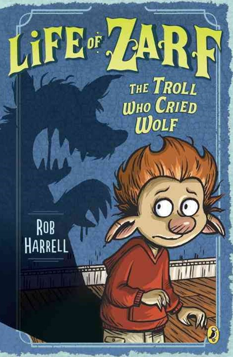 Life Of Zarf The Troll Who Cried Wolf