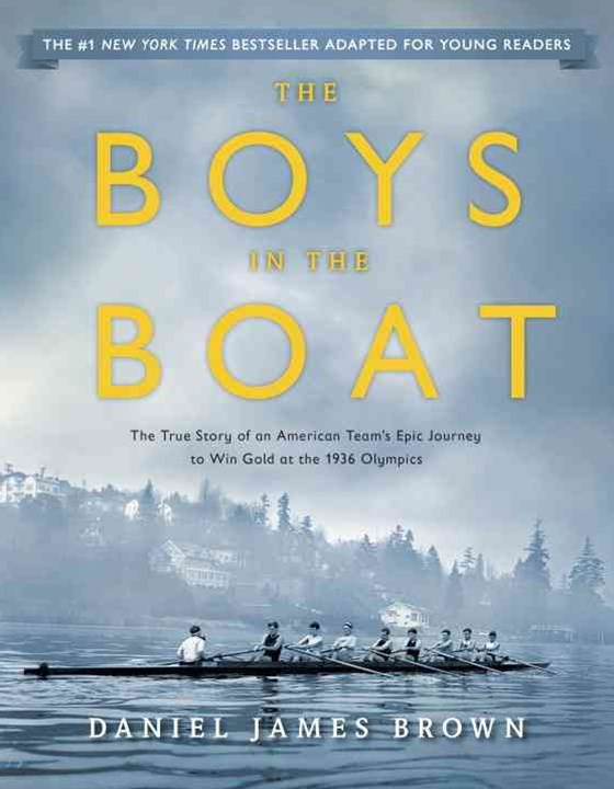 The Boys in the Boat (Young Readers Adaptation)