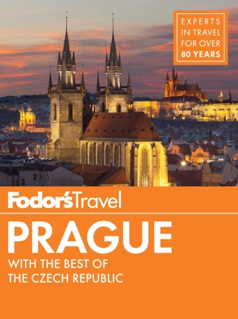 (ebook) Fodor's Prague