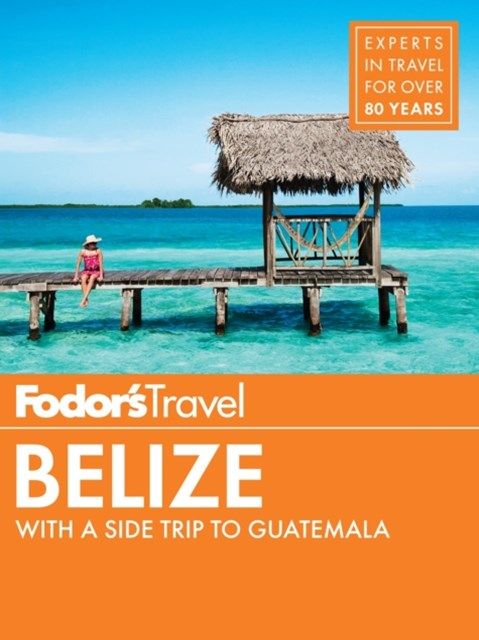 (ebook) Fodor's Belize