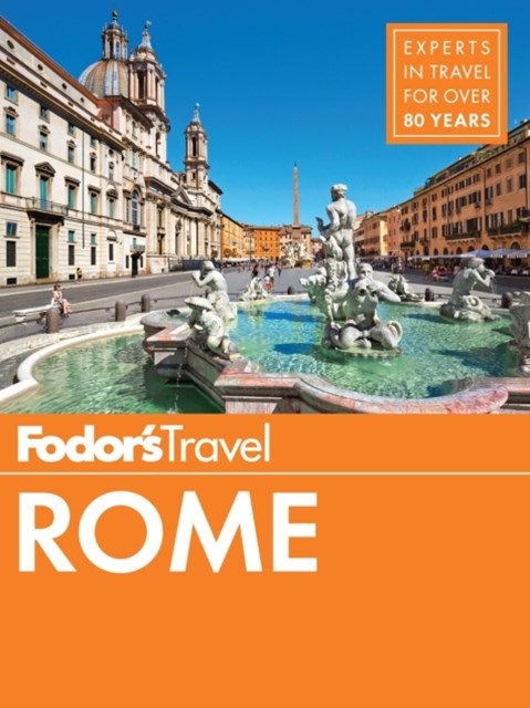 (ebook) Fodor's Rome