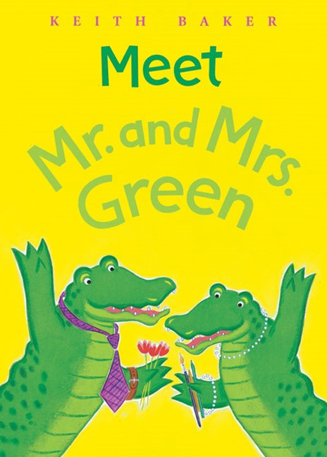 Meet Mr.and Mrs.green