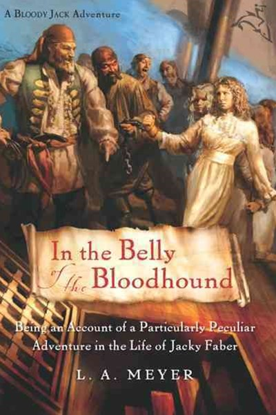 In the Belly of the Bloodhound: Jacky Faber 4