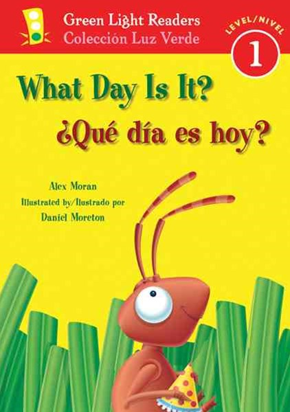 What Day Is It?/ Que Dia Es Hoy?