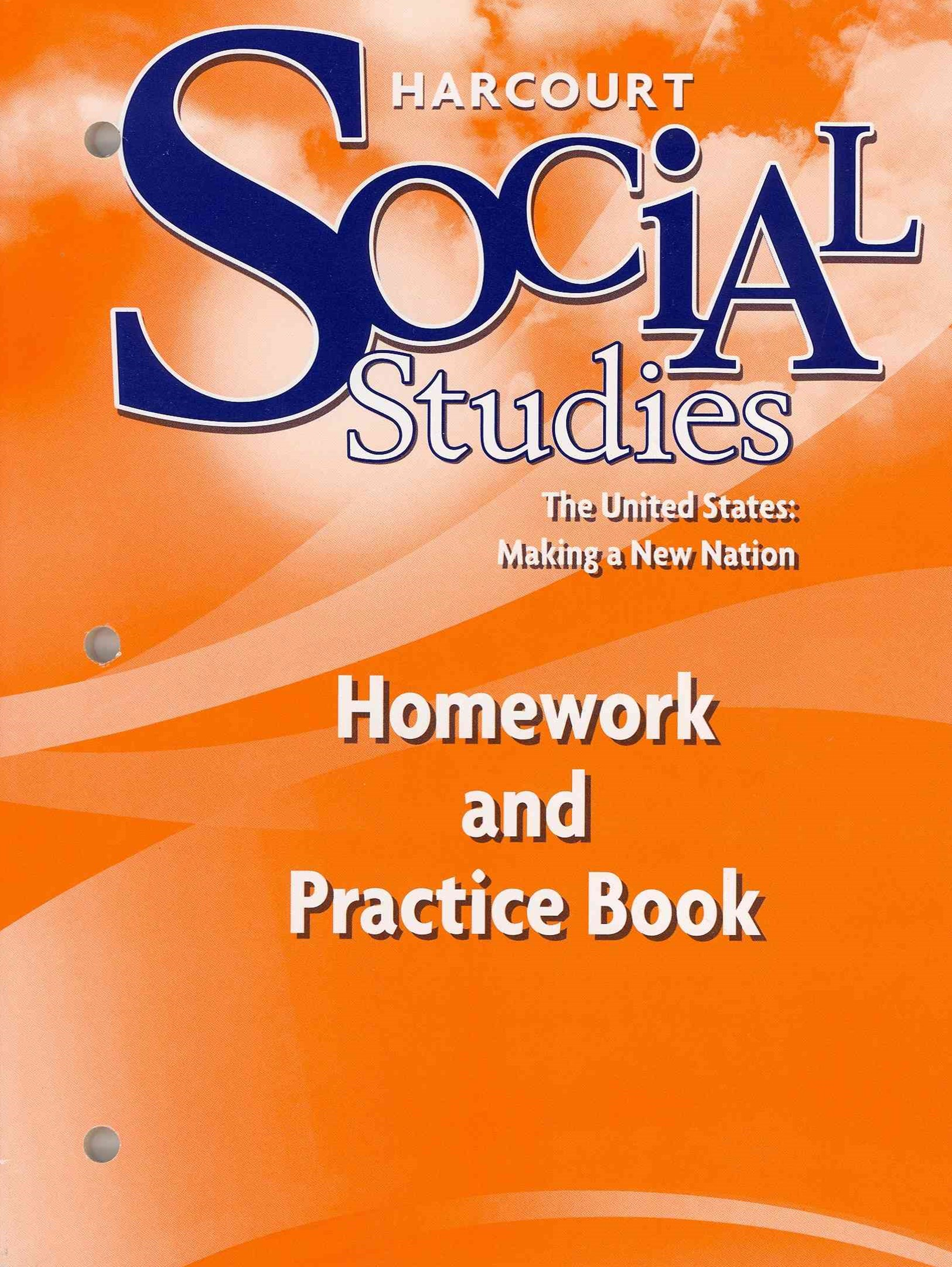 Harcourt School Publishers Social Studies