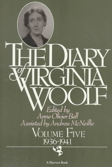 The Diary of Virginia Woolf, 1936-1941