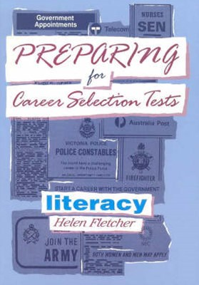 Preparing for Career Selection Tests : Literacy