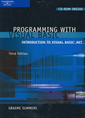 Programming with Visual Basic: Introduction to Visual Basic.Net