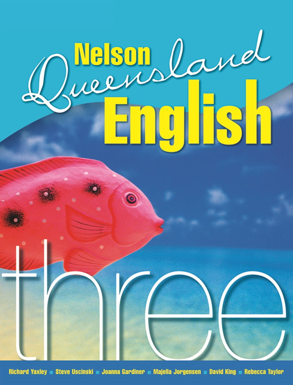 Nelson Queensland English Book 3