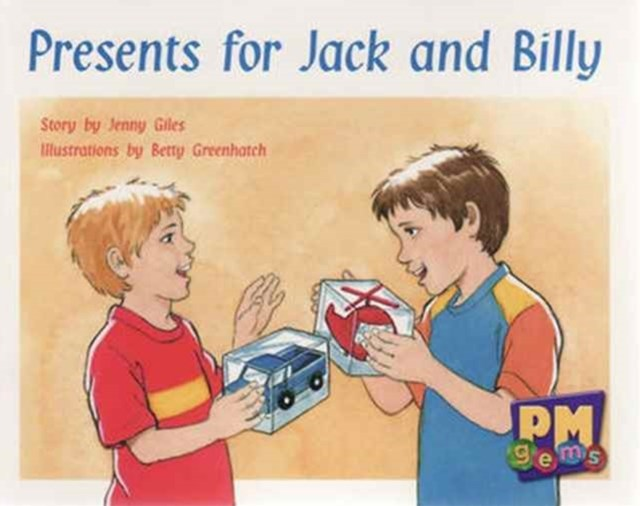 Presents for Jack and Billy