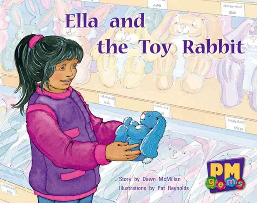 Ella and the Toy Rabbit