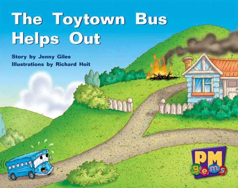 Toytown Bus Helps Out