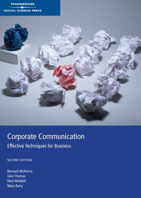 Corporate Communications : Effective Techniques for Business