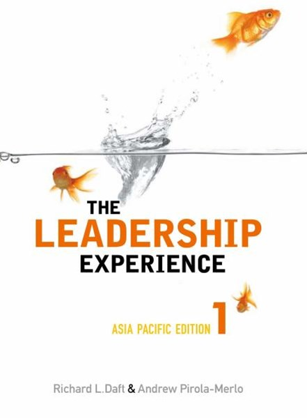 The Leadership Experience : Asia Pacific Edition with Student Resource Access for 12 Months