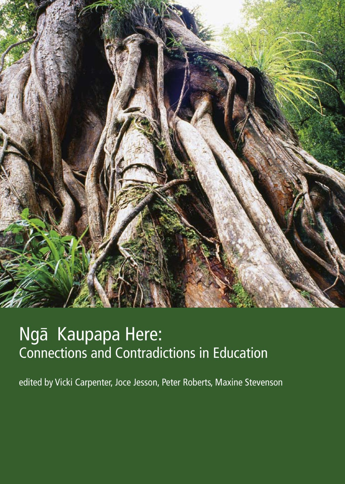 Ng  kaupapa here : Connections and Contradictions in Education