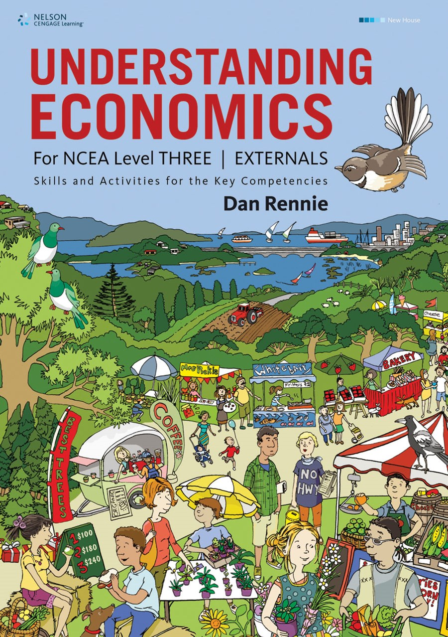 Understanding Economics NCEA Level 3 Bundle Pack