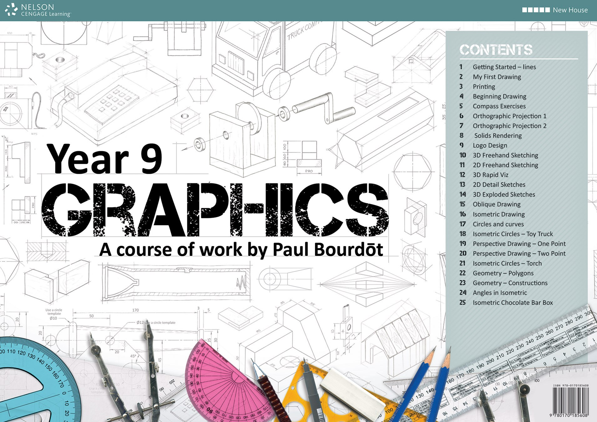 Year 9 Graphics Workbook