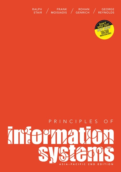 Principles of Information Systems with Student Resource Access 12 Months