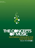 Concepts of Music Multimedia Resource for Elective Music