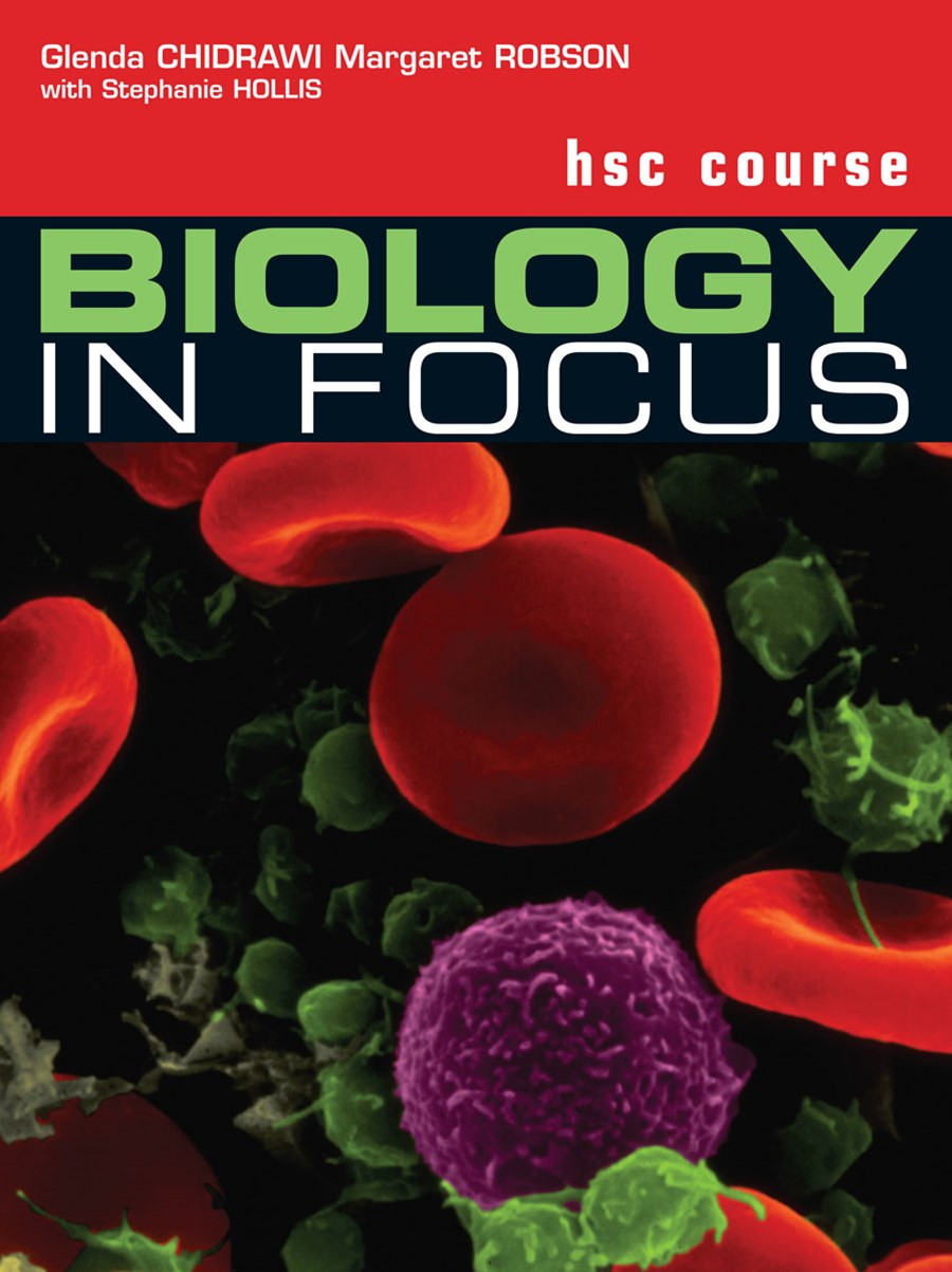 Biology in Focus HSC Course (Student Book with 4 Access Codes)