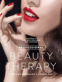 (ebook) Professional Beauty Therapy: Australia and New Zealand Edition with  Student Resource Access 24 Months Institutional VitalSource eBook