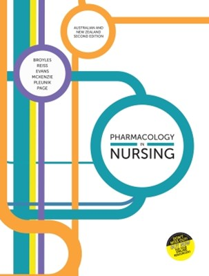 3I eBook: Pharmacology in Nursing: Australian & New Zealand Edition
