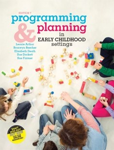 (ebook) 3I eBook: Programming and Planning in Early Childhood Settings
