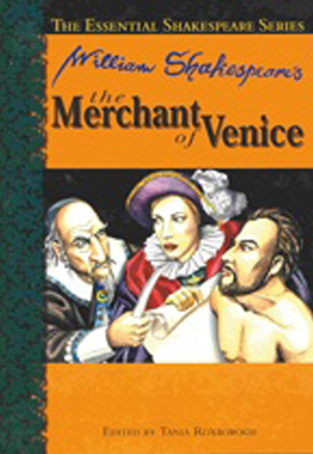 Essential Shakespeare: Merchant Of Venice