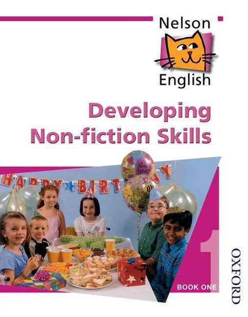 Nelson English Book 1 Developing NonFiction Skills