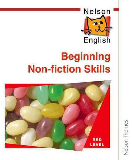 Nelson English Red Level Beginning Non Fiction Skills
