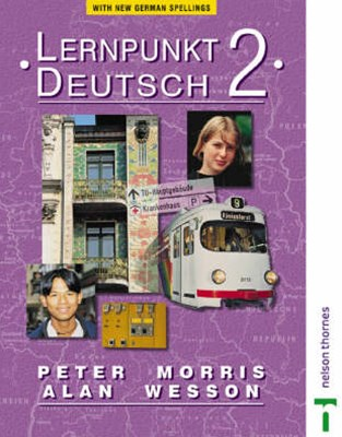 Lernpunkt Deutsch: With New German Spelling Stage 2