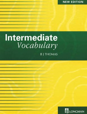 Intermediate Vocabulary Book
