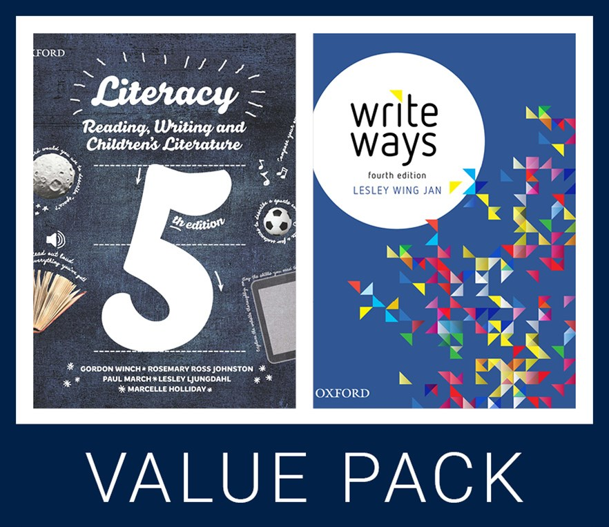 Literacy 5e and Write Ways 4e Value Pack