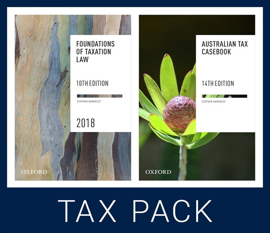 Swinburne University Tax Pack 2018