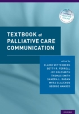 (ebook) Textbook of Palliative Care Communication