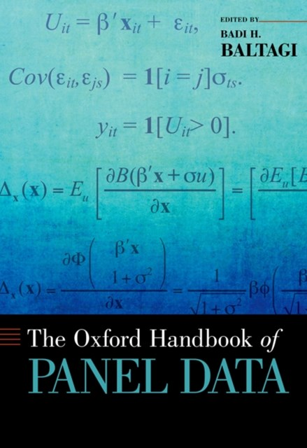(ebook) Oxford Handbook of Panel Data