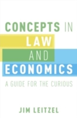 (ebook) Concepts in Law and Economics
