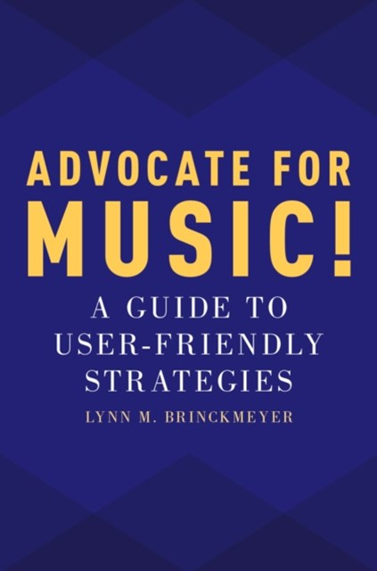 (ebook) Advocate for Music!