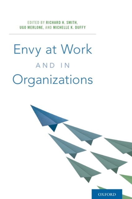 (ebook) Envy at Work and in Organizations