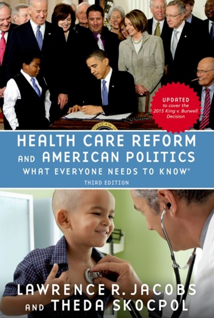 (ebook) Health Care Reform and American Politics