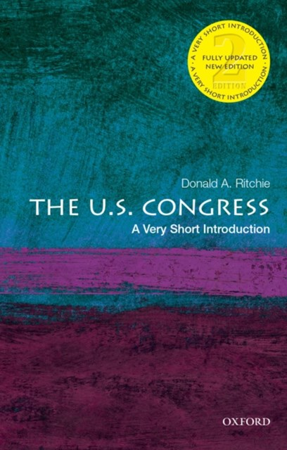 (ebook) U.S. Congress: A Very Short Introduction