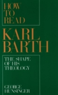 (ebook) How to Read Karl Barth