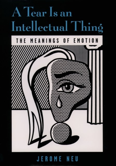 (ebook) Tear Is an Intellectual Thing