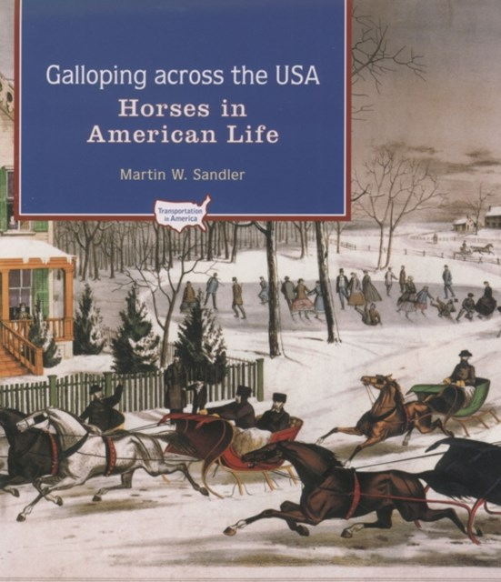 (ebook) Galloping Across the U.S.A.