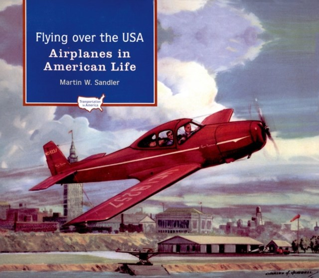(ebook) Flying over the USA