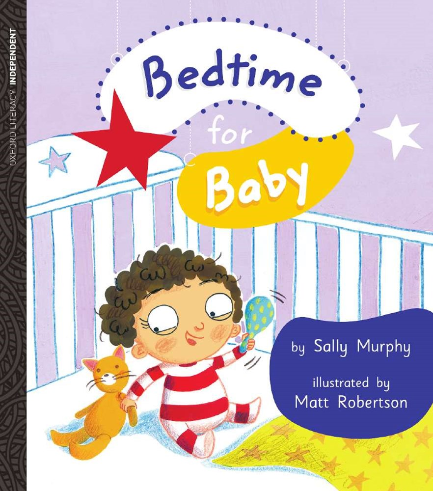 Oxford Literacy Bedtime for Baby