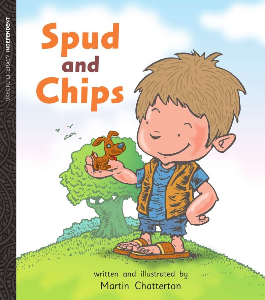 Oxford Literacy Independent Spud and Chips