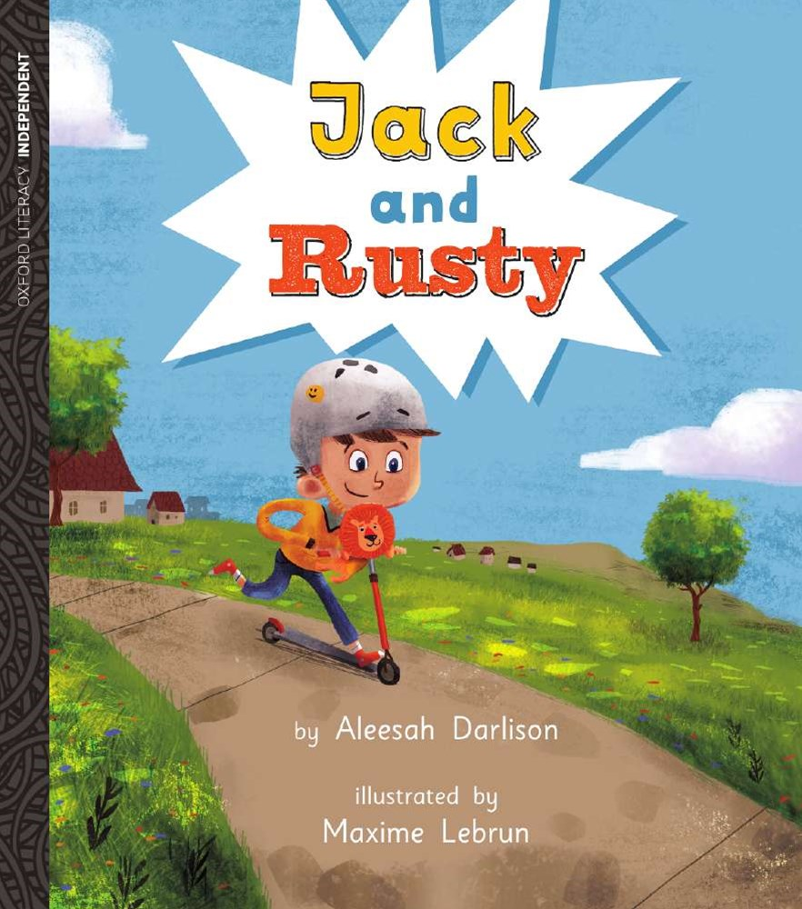 Oxford Literacy Independent Jack and Rusty