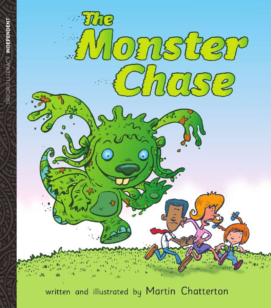 Oxford Literacy Independent the Monster Chase