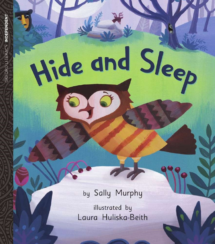 Oxford Literacy Hide and Sleep